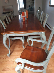 Dining room set,