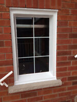 Aluminum Capping to your window and door frames