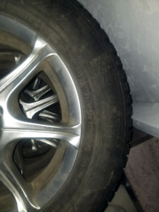 Civic Nokian winter tires 195 65 R16