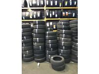 Part worn tyres like new from £10 new
