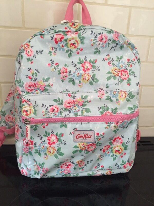 cath kidston backpack bag in chesterfield derbyshire. Black Bedroom Furniture Sets. Home Design Ideas