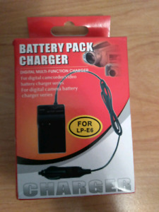 Battery charger Canon 7d,5dmk2 etc,..
