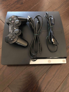 PS3 FOR SALE + 7 GAMES