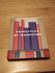 Principles of Marketing 9th Canadian Edition - Kotler, Armstrong