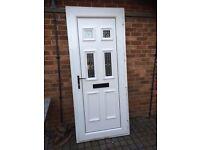 PVC DOOR AND FRAME 3 keys