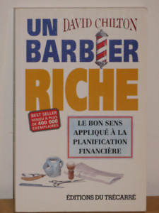 Un barbier riche, (...) planification financière, David Chilton