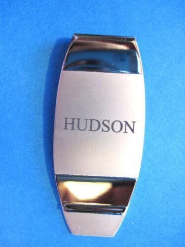 HUDSON  -  money clip ORIGINAL BOX