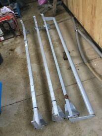 Transit van roof rack