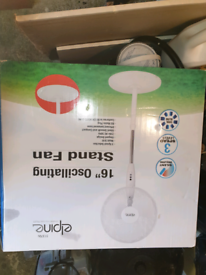 18 inch rotating fan on stand