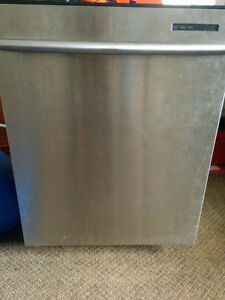 Samsung Stanless Steel Dishwasher Barely Used