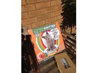 Cat litter toilet trainer