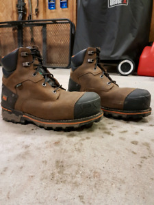 Timberland Pro Endurance Composite Toe Safety Boots