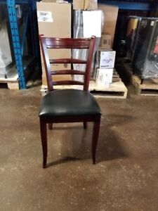 Slightly Used Restaurant Chair