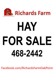 Hay for sale - Sold Out for now
