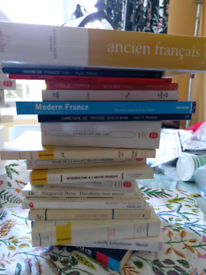 French academic books