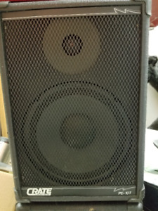 Crate Speakers PE 10T