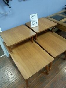 Retro End Step Tables