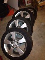 Mazda 3    205/50/17 four summer tire