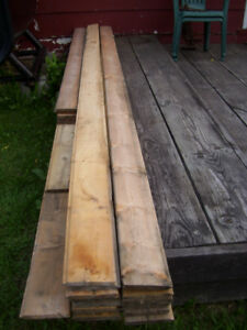 Knotty Pine-Tongue & Groove
