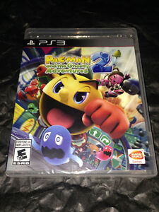 Pac-Man and the Ghostly Adventures 2 Playstation 3
