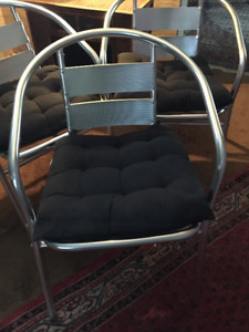 3 kitchen / dining room chairs