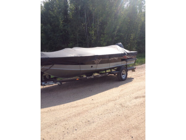 Used 2000 Lund Boat Co Pro v