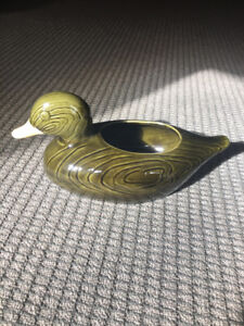 Vintage FTD 1983 Duck Planter