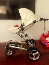 Mima Kobi double twin pram stroller Sunshine Brimbank Area Preview