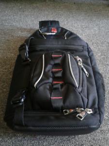 Swiss Army sling camera bag