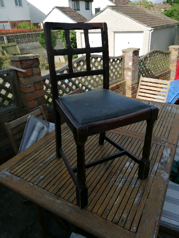 e0252eeb6e Dining chairs | in Kingswood, Bristol | Gumtree