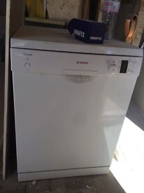 USED BOSCH DISHWASHER - CLAPHAM COLLECTION
