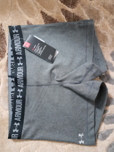 Lululemon and under armour shorts
