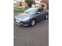 PEUGEOT 307CC MOTD APRIL £995 OR SWAPS