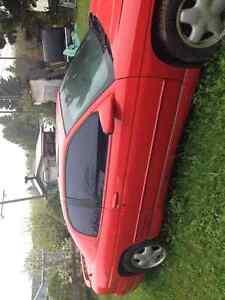 1997 Chevrolet Monte Carlo no Coupe (2 door)