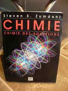 CHIMIE CHIMIE DES SOLUTIONS
