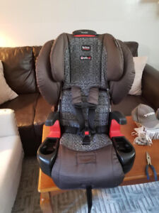 britax Pioneer harness to booster - twins double