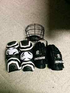 Box Lacrosse Equipment