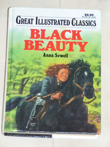 Great Illustrated Classics -- Black Beauty