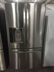 refrigerateur stainless LG