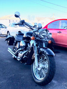Honda Shadow 1998 - American Classic Edition - Black with 44k
