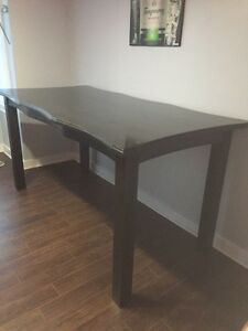 Custom formal dining table (no chairs)