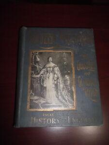 1901 Queen Victoria Book