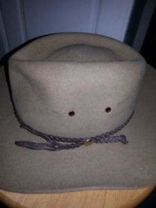 AUSTRALIA  OUTBACK COLLECTION  WESTERN HAT