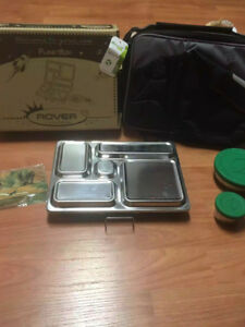 Planetbox Rover Eco-Friendly stainless steel lunchbox
