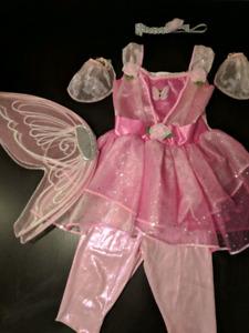 Costume halloween fille 3-4 ans