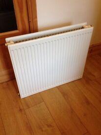 700mm double panel radiator.