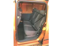 Vw Caddy Isofix rear seats