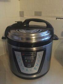 Pressure pro slow cooker