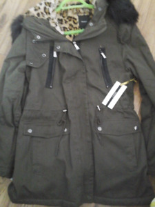 BRAND NEW NEVER WORN WITH TAGS WINTER COAT