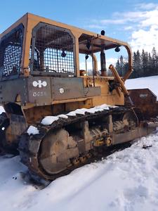 D65e Komatsu dozer crawler